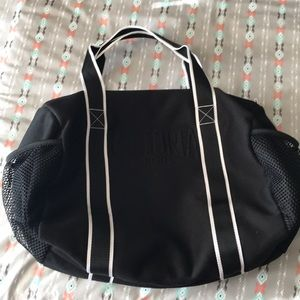 Victoria's Secret sport duffel bag